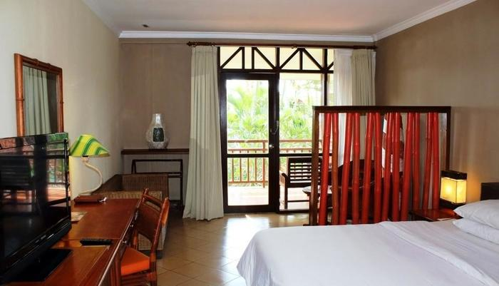 Holiday Resort Lombok - Kamar Double Garden Chalet