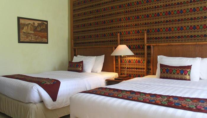 Holiday Resort Lombok - Twin Bed