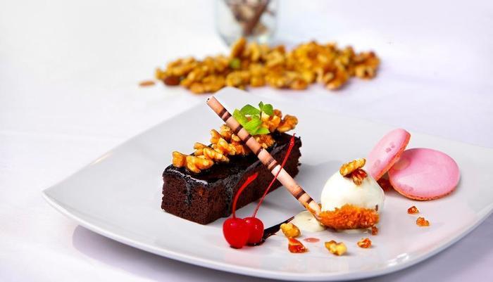 Holiday Resort Lombok - Dessert