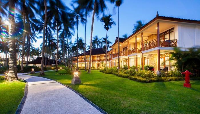 Holiday Resort Lombok - Ocean View Room