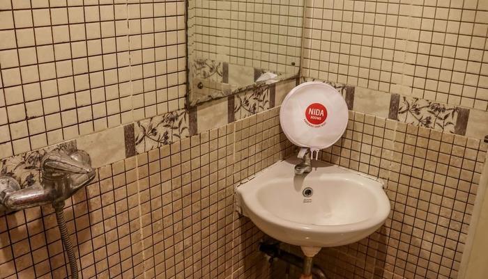 NIDA Rooms Mangga Besar 180 Jakarta - Kamar mandi