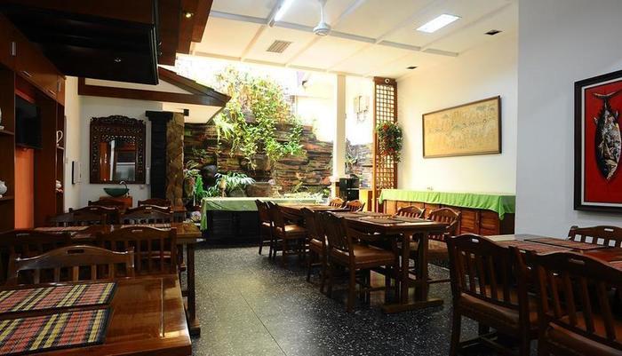 Hotel Kusuma  Yogyakarta - Restoran
