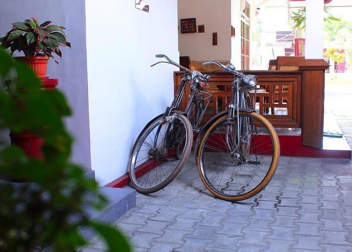 Hotel Kusuma  Yogyakarta - Rent Free bicycle