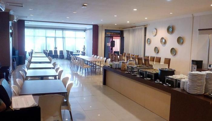 New Siliwangi Hotel Semarang - Dining room