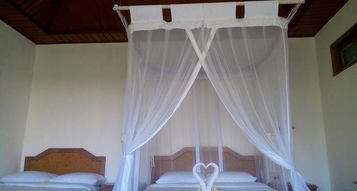 Villa Bintang Ubud Bali - bedroom