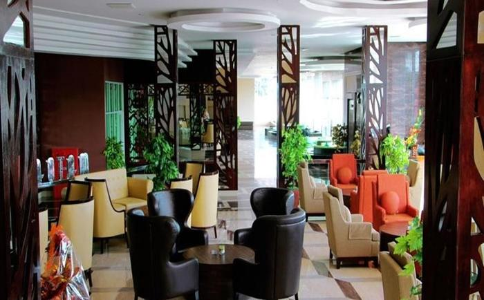 The Belagri Hotel And Convention Sorong Papua Barat - Lobi