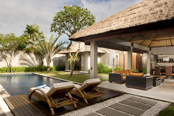 Villa Jerami & Spa Bali - Three Bedroom Royal Villa