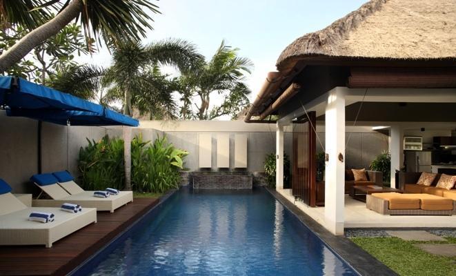 Villa Jerami & Spa Bali - Three Bedroom Royal Villa