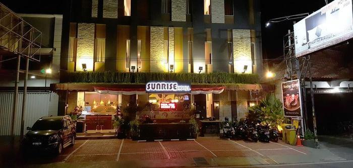 Sunrise Hotel Yogyakarta Yogyakarta - Suasana Malam Sunrise Hotel Jogja