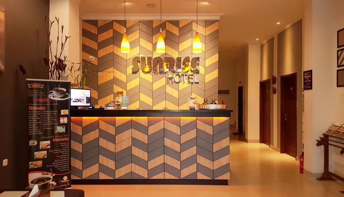 Sunrise Hotel Yogyakarta Yogyakarta - Lobby Sunrise Hotel Jogja