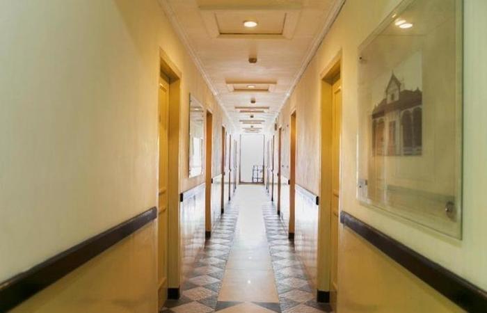 Hotel Mesir Surabaya Surabaya - Koridor