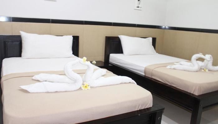 Rena Segara House Bali - Kamar tidur