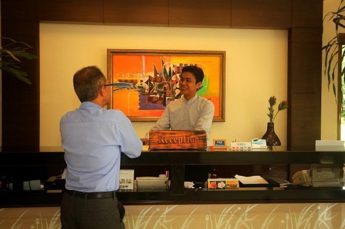 Cilegon City Hotel Cilegon - Reception