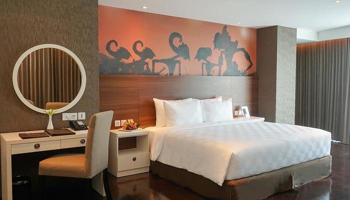 Platinum Adisucipto Hotel & Conference Center Yogyakarta Jogja - Kamar tamu