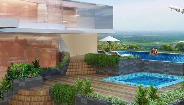 Platinum Adisucipto Hotel & Conference Center Yogyakarta Yogyakarta - Kolam Renang