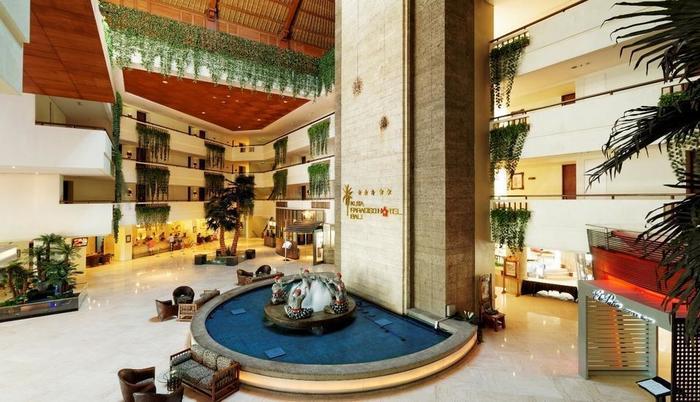 Kuta Paradiso Hotel Bali - Lobi