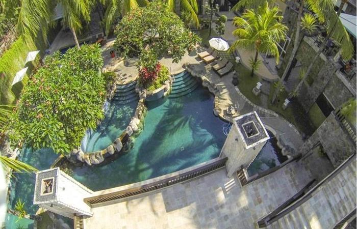 Kuta Paradiso Hotel Bali - Eksterior