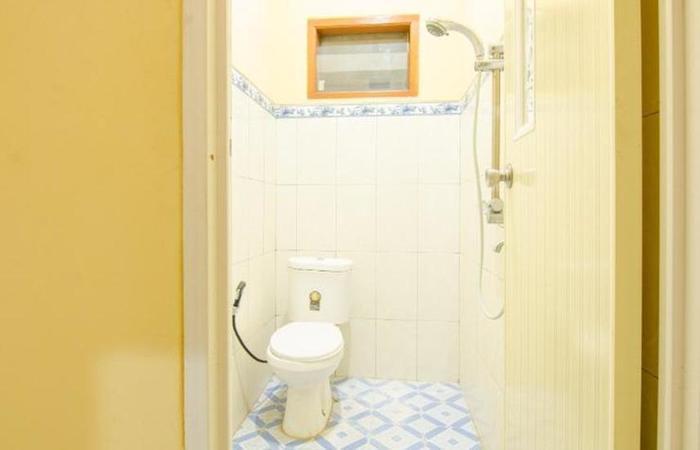 Homestay Room So'imah 2 Malang - Kamar mandi