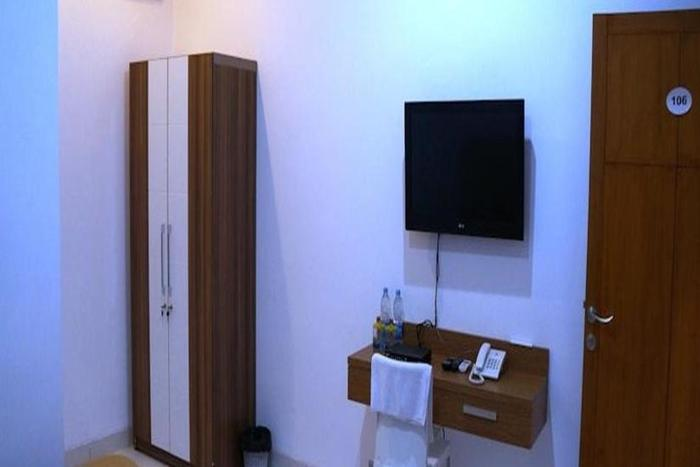 Central City Hotel Belitung - Fasilitas Kamar