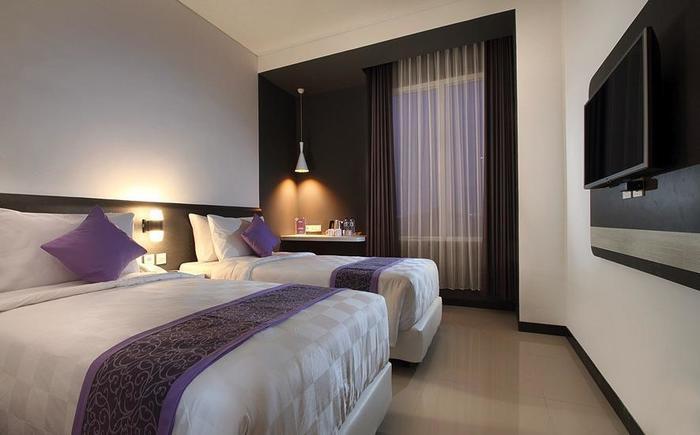 Forriz Hotel Yogyakarta Yogyakarta - Superior Twin