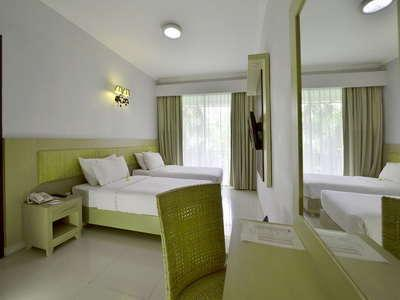 Serela Kuta Bali Kuta Bali - Family Room - Kamar Tidur 1