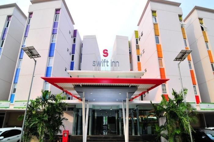 Swift Inn Aeropolis Airport  Tangerang - Tampilan Luar Hotel