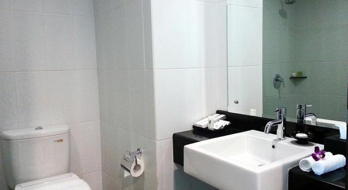Hotel Swiss-Belinn Kemayoran - Bathroom