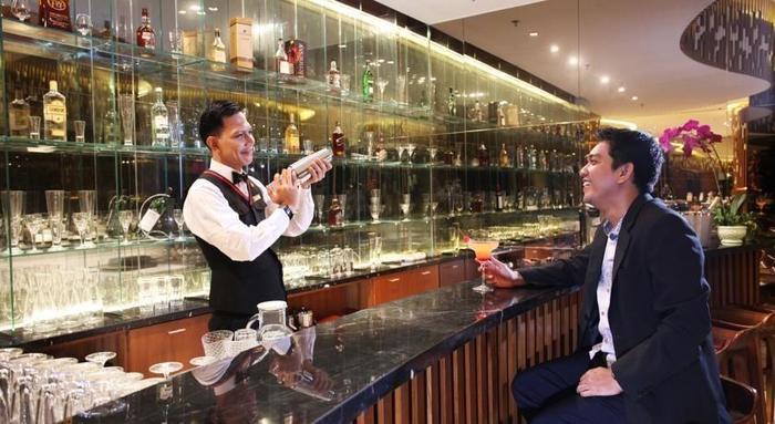 Hotel Swiss-Belinn Kemayoran - Bar