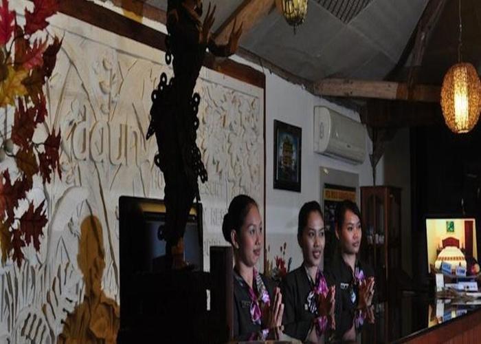 Bukit Daun Hotel and Resort Kediri - Ucapan Selamat Datang
