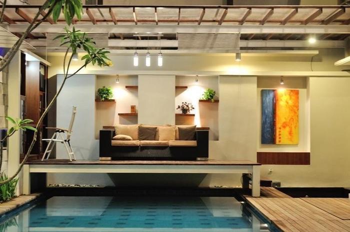 Villa Banjoe Yogyakarta - Interior