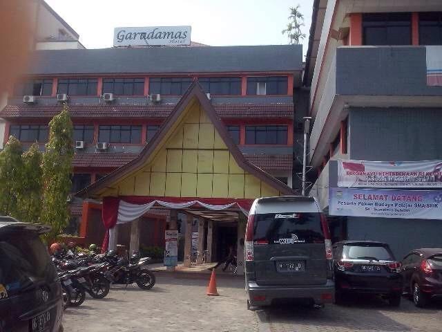 Garudamas Hotel Palembang - Appearance