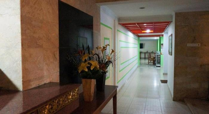 Garudamas Hotel Palembang - LOBBY