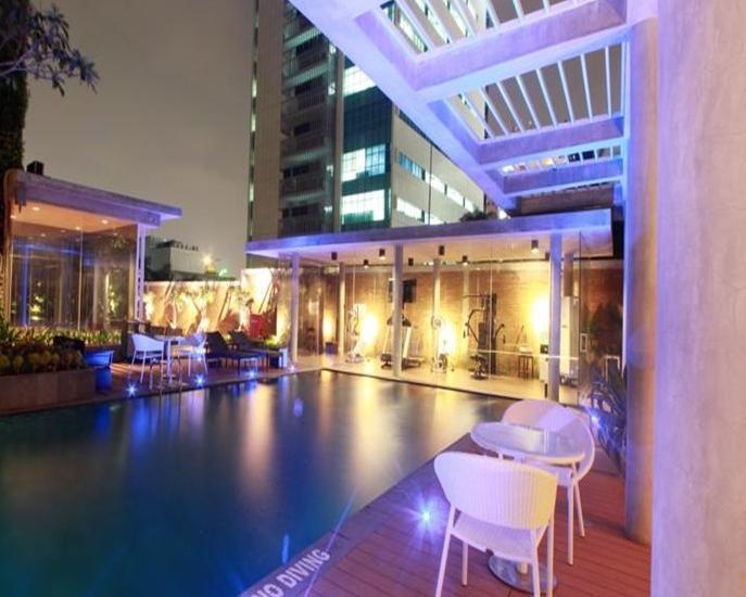 Ra Residence Simatupang Jakarta - Eksterior