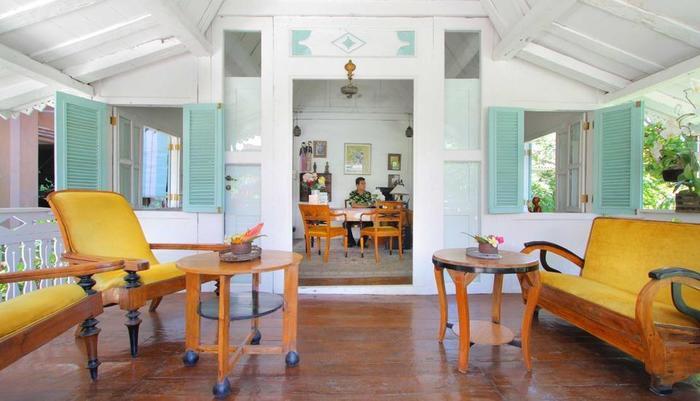 Hotel Puri Tempo Doeloe Bali - Lobby