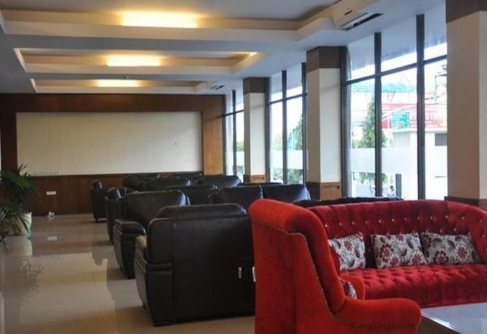 Mekkah Hotel Aceh - Interior