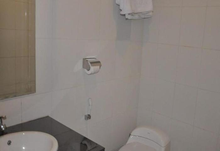 Mekkah Hotel Aceh - Kamar mandi
