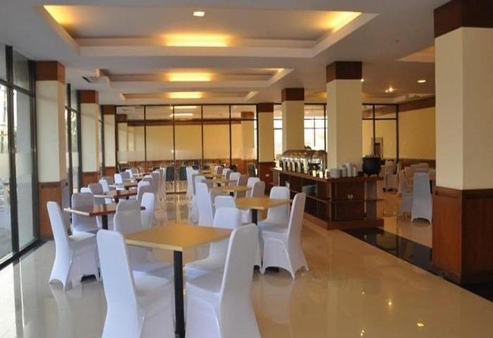 Mekkah Hotel Aceh - Restoran