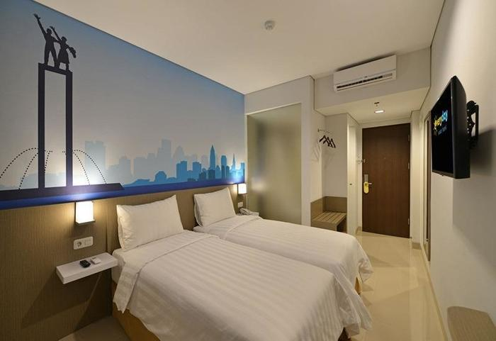 Everyday Smart Hotel Mayestik - Kamar tamu