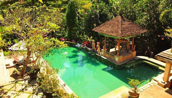 Alam Puri Art  Bali - Kolam Renang 3
