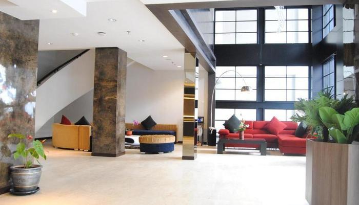 DBest Hotel Pasar Baru Bandung Bandung - Lobi