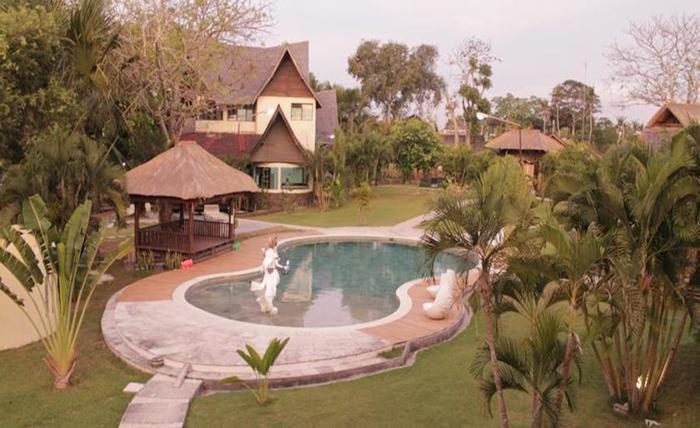 Green Umalas Resort Bali - Kolam Renang
