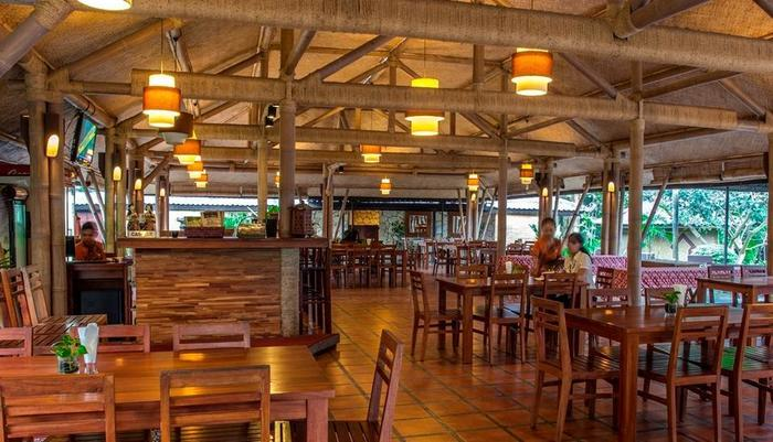Sambi Resort Yogyakarta - restaurant