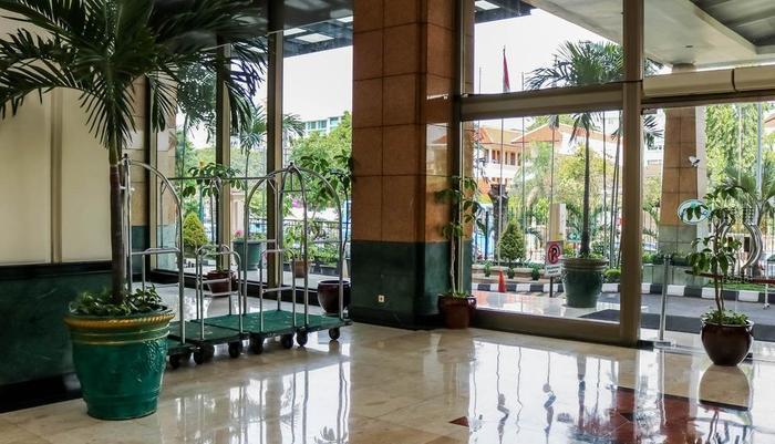 NIDA Rooms Jakarta Senen Raya Senen - Lobi