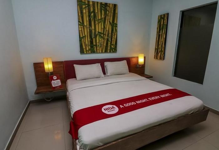 NIDA Rooms Pantai Berawa Discovery Mall Kuta - Kamar tamu