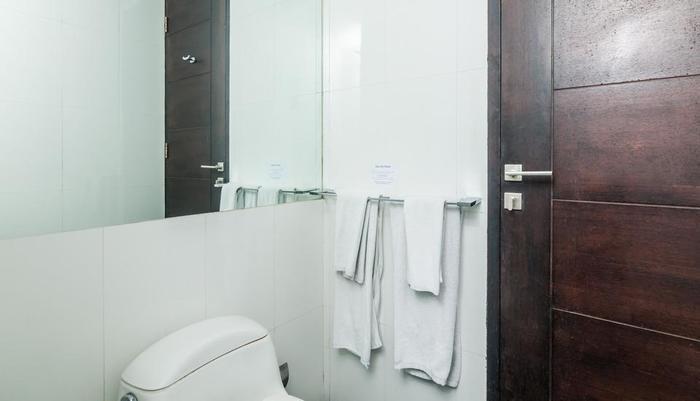 ZenRooms Seminyak Umalas - Kamar mandi