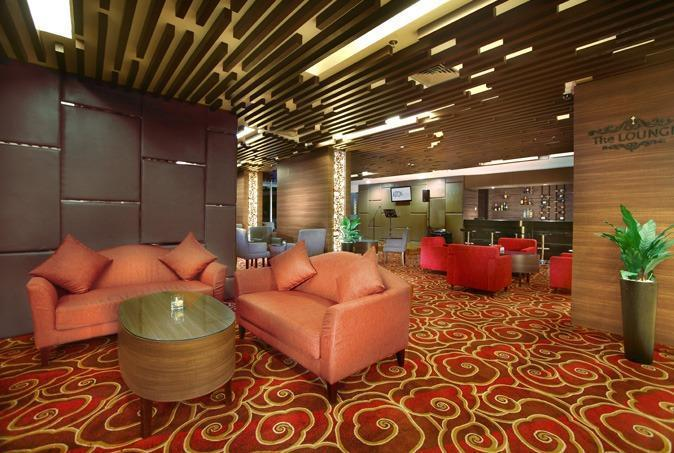 Aston Madiun Hotel Madiun - Lounge