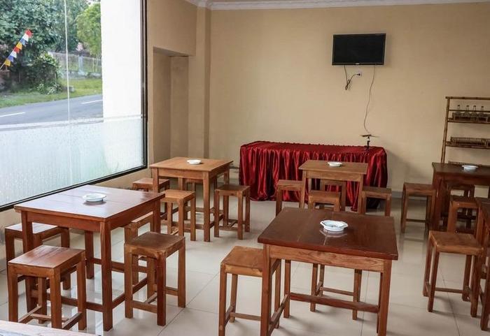 NIDA Rooms Kaliurang Banteng Pakem Jogja - Restoran
