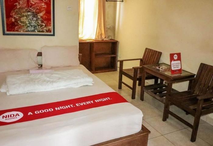 NIDA Rooms Kaliurang Banteng Pakem Jogja - Kamar tamu