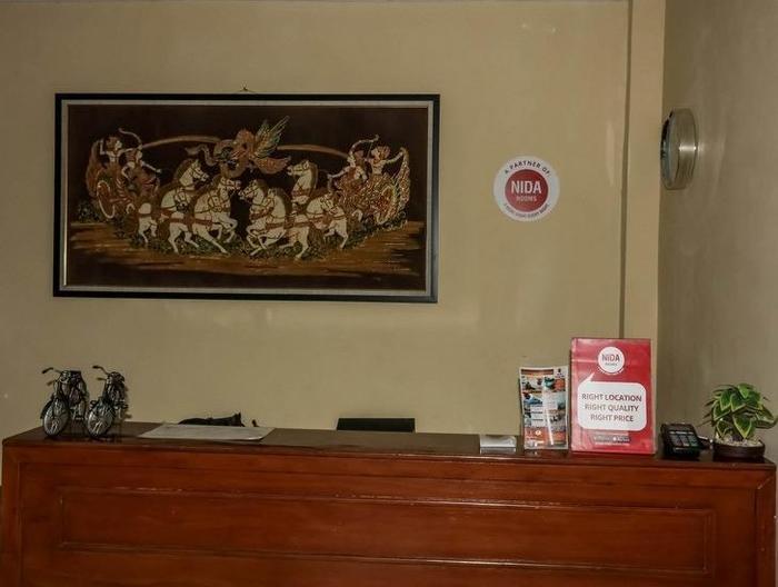NIDA Rooms Kaliurang Banteng Pakem Jogja - Resepsionis