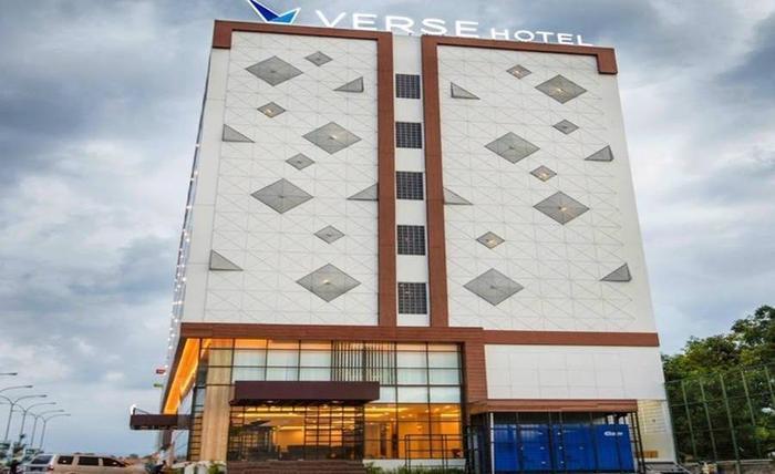 Verse Hotel Cirebon - Tampilan Luar Hotel